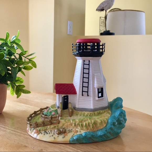 PartyLite Lighthouse Tea Light Holder